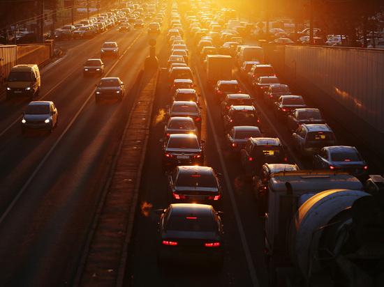 Бензиновым и дизельным автомобилям могут ограничить въезд в российские города