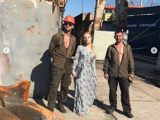 Пиар прежде всего: дочь Пескова занялась проблемами судоремонтного завода в Севастополе