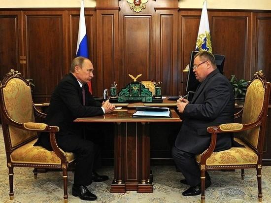 СМИ: полпред Путина подыскал замену племяннице Рогозина