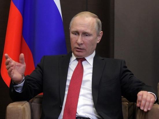 Путин ответил на вопрос о своем участии в президентских выборах
