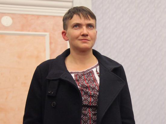 Надежда Савченко: Уменя нафизиологическом уровне отсутствует потребность вмужчине
