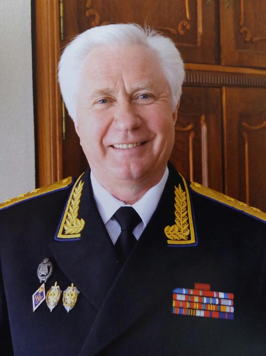 Ушел из жизни бывший начальник Академии ФСБ Валентин Власов