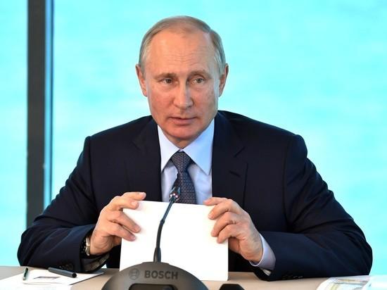 Оператор 40 минут ждал Путина по пояс в холодном Байкале