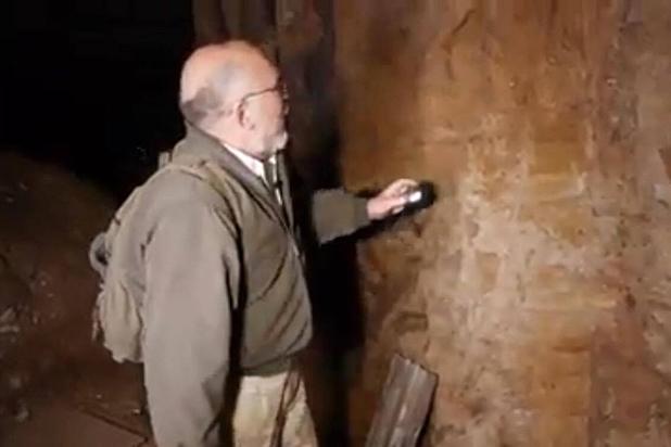 Бизнесмен вырыл трехэтажный подкоп под Кремль