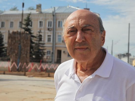 В Москве сооружают Стену скорби: скульптор Франгулян рассказал о памятнике