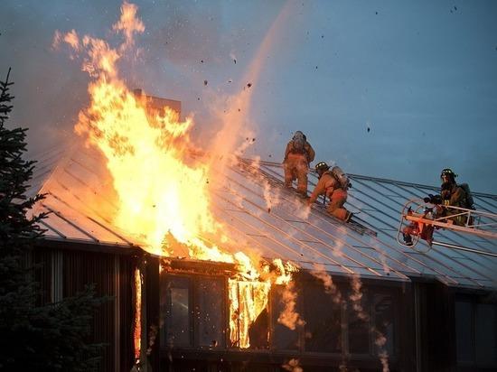 Возбуждено дело после гибели девяти человек на пожаре в Башкирии