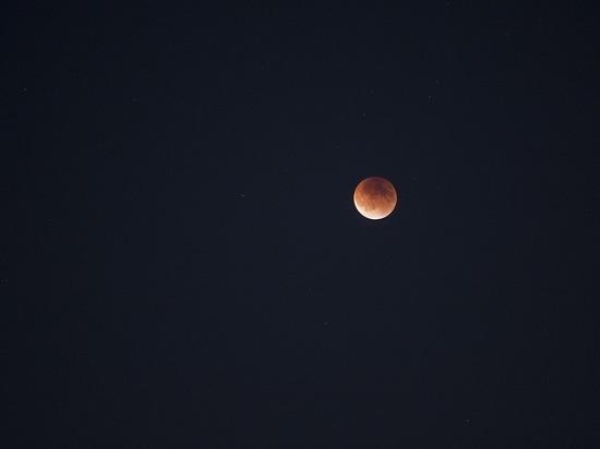 Когда лунное затмение в 2018 в перми