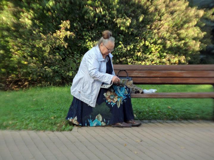 На грани выживания: кризис заставил половину пенсионеров отказываться от еды