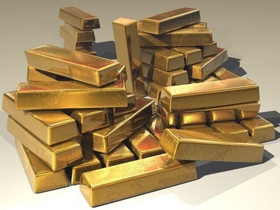 Астрофизики объявили золото отходами черных дыр