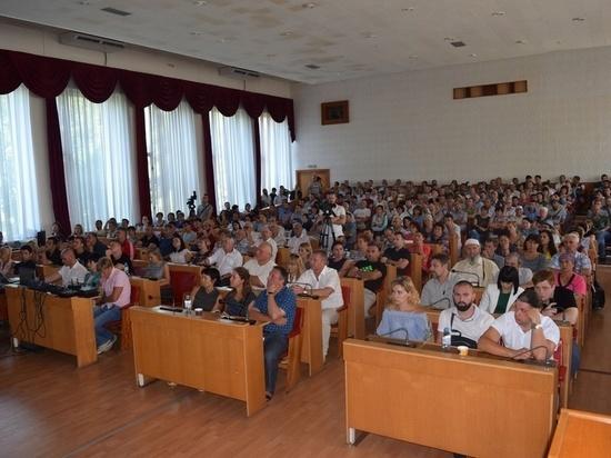 Жители Симферополя одобрили строительство микрорайона «Крымская Роза»