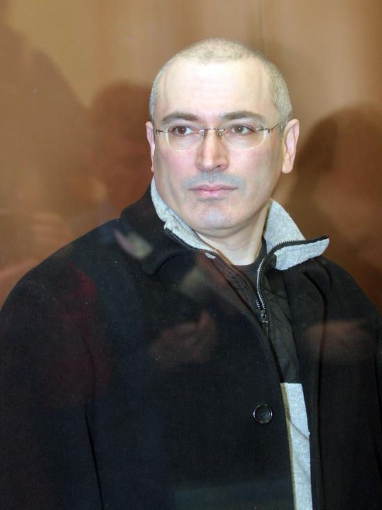 Ходорковский порассуждал об участии Путина в деле Скуратова