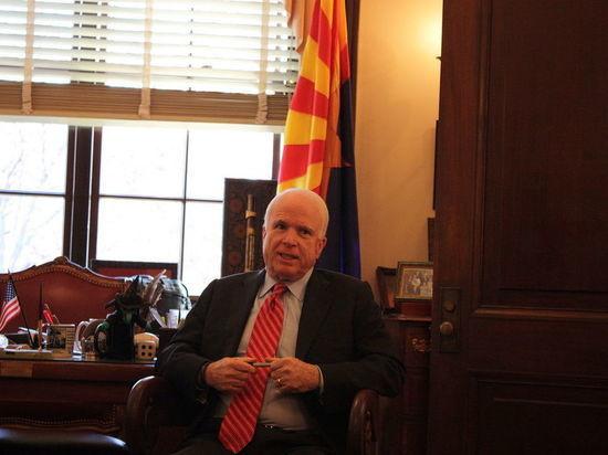 Маккейн провоцирует Трампа: с кем хочет воевать сенатор