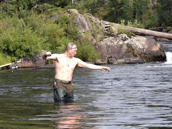Генпрокуратура проверит отсутствие у В. Путина спасательного жилета вовремя рыбалки