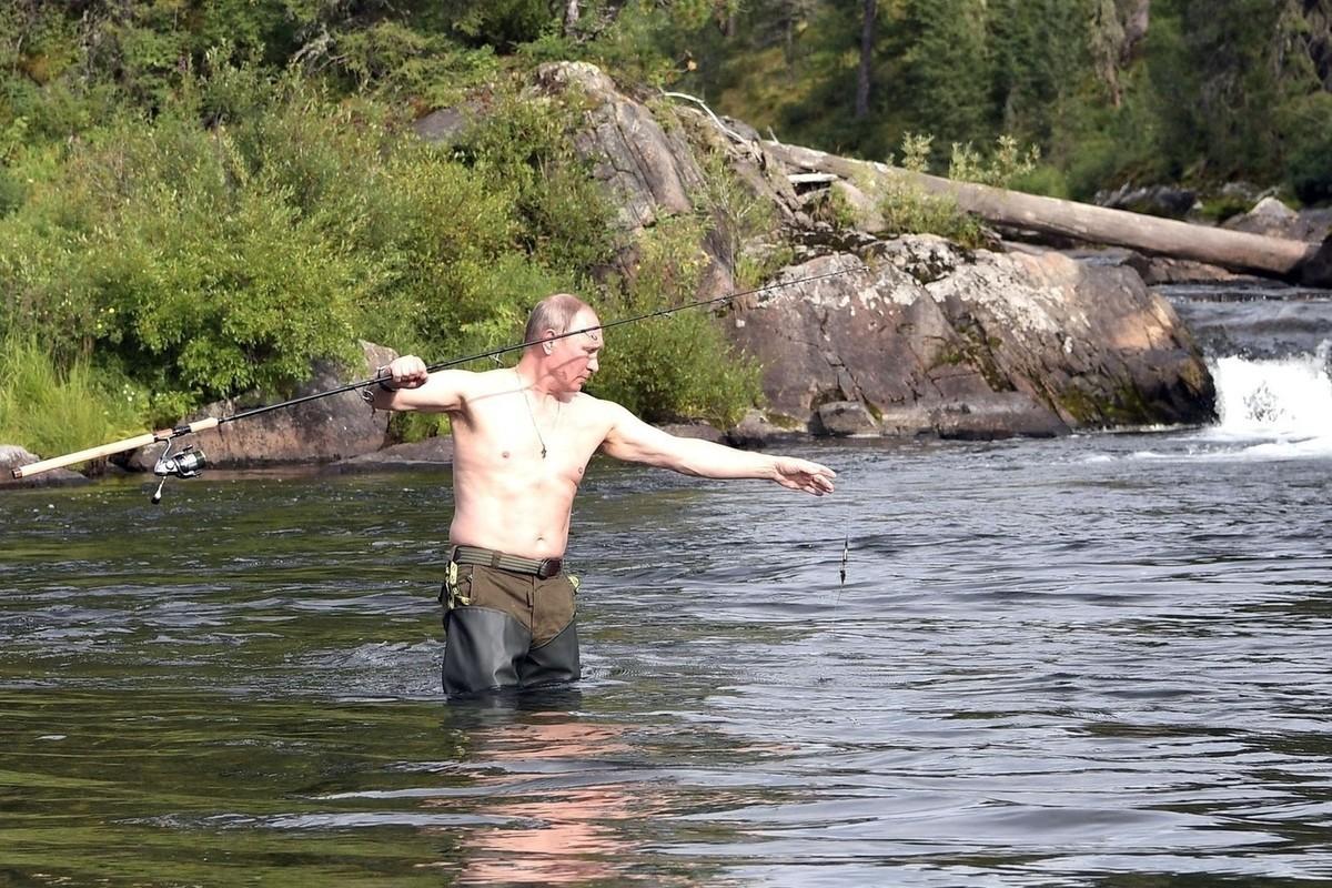 рыбалка на селигере чайка