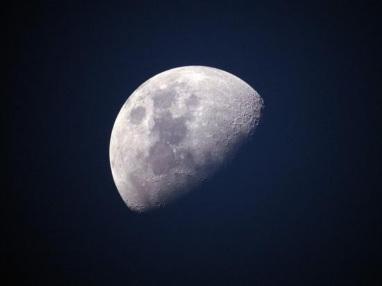 NASA опубликовало первые кадры Земли слунной поверхности
