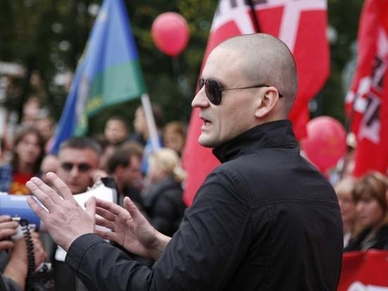 Удальцов: «Навальный подставляет людей под дубинки»