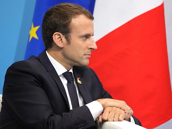 """Французы разочаровались в новом президенте Макроне: """"новый Бонапарт"""""""