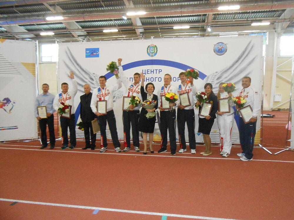 В Югре открыт Региональный центр адаптивного спорта