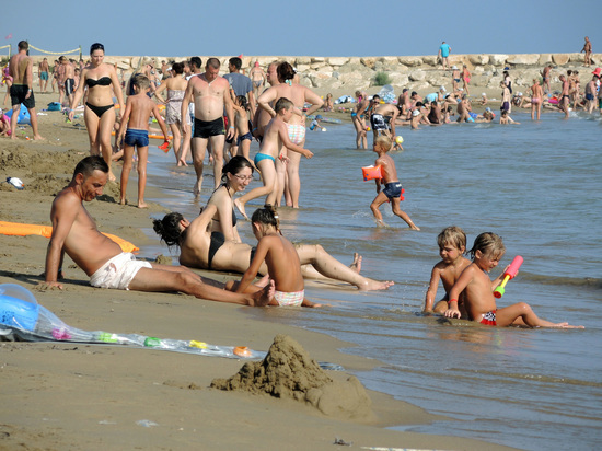 Роспотребнадзор признал турецкие курорты опасными для россиян