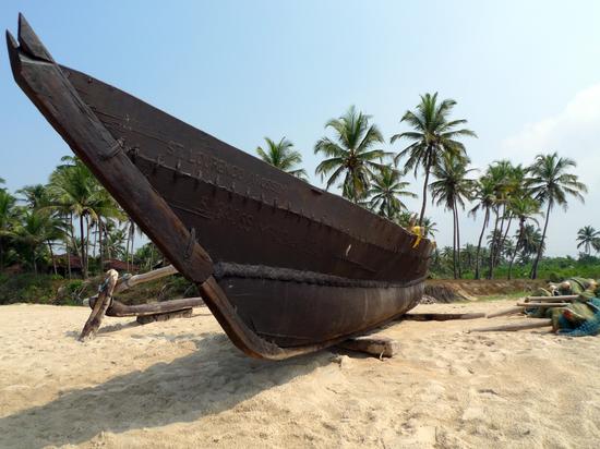 Райский уголок для отдыха в экзотической Индии - так можно охарактеризовать Гоа