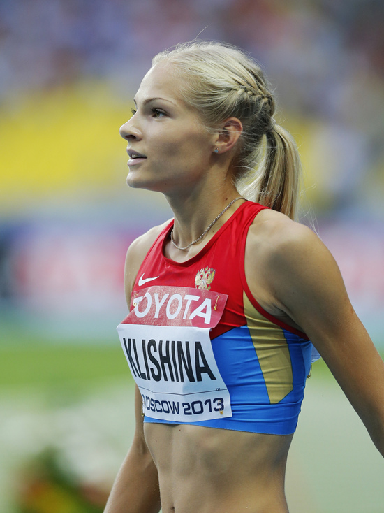 Легкая атлетика: Дарья Клишина прыгнула на 7 метров