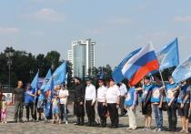 Москва встретила 02-тысячников «Дорожного ралли» на Поклонной горе