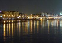 Глубину Москвы-реки научились перемеривать  со воздуха
