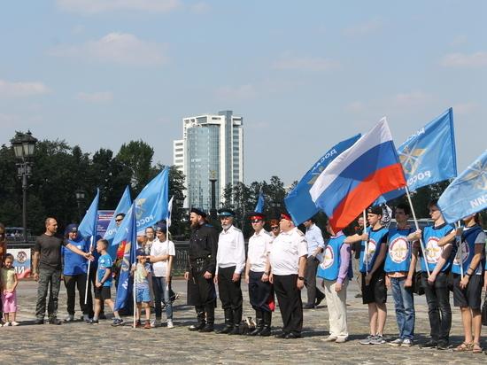Москва встретила 12-тысячников «Дорожного ралли» на Поклонной горе