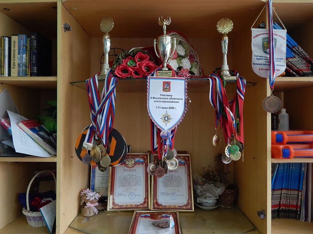 Cпортивно-туристский клуб «Ивановский посад» готовится к походу