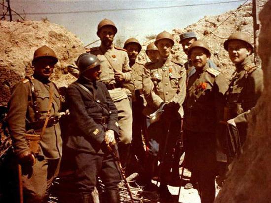 Во Франции начали поиск давно погибших русских солдат и офицеров