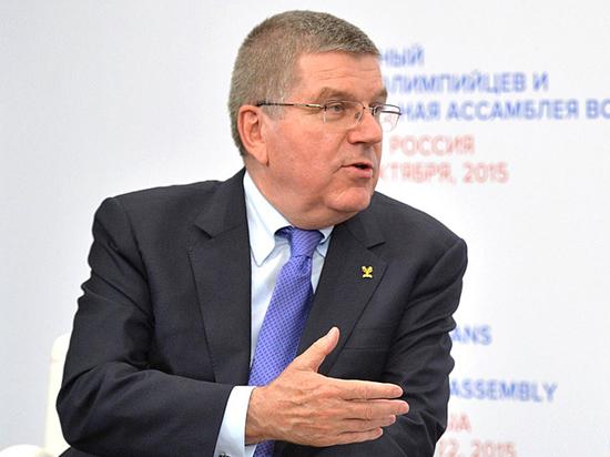 Томас Бах назвал теракт в Барселоне атакой на олимпийские ценности