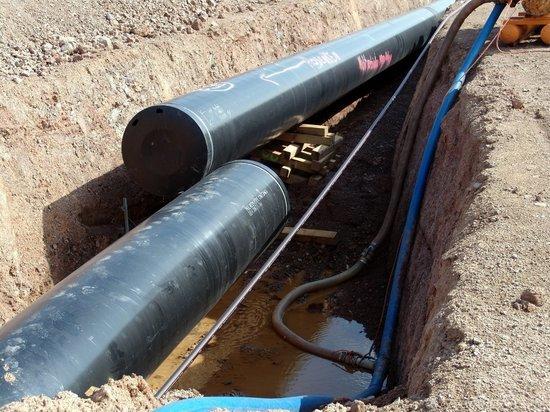 Вгосударстве Украина начали строительство газопровода вобход ДНР