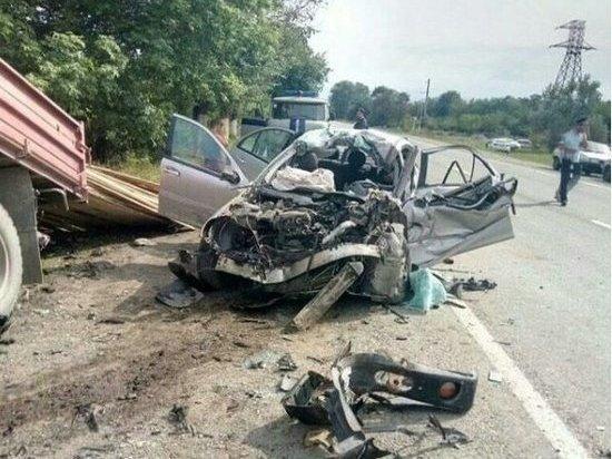 Смертельное ДТП в Чечне: подробности гибели двух молодых бойцов