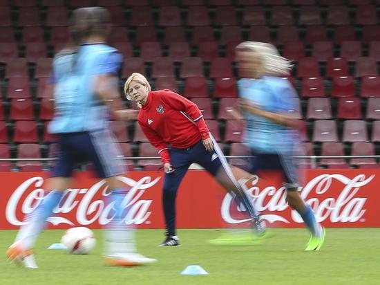 Футболистка изКемерова отличилась вматче на глобальной летней универсиаде