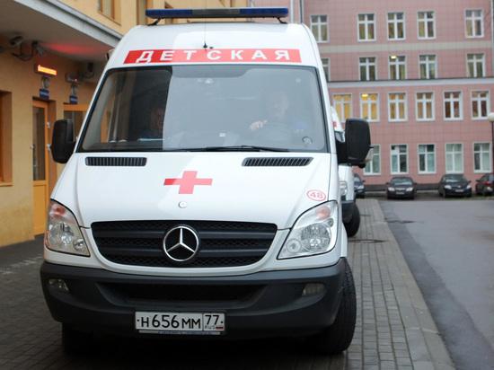 В столице 3-летняя девочка пострадала отвыстрела изпневматики