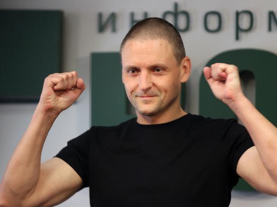 Удальцов назвал своих кандидатов в президенты: от Прилепина до Глазьева