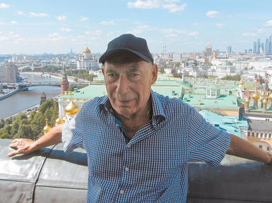 Вид на Москву с Ивана Великого