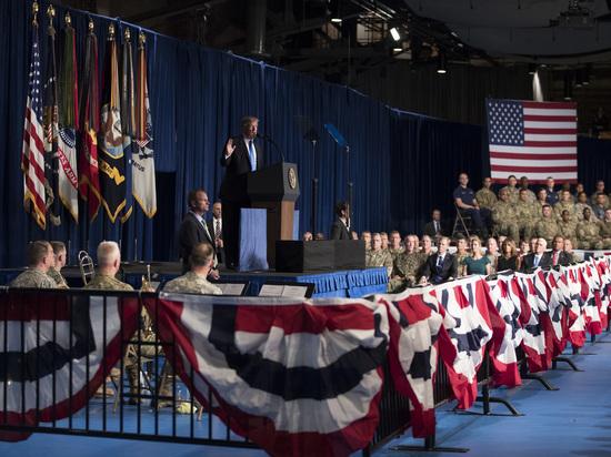«Единственная возможная стратегия»: кому угрожает Трамп, говоря про Афганистан