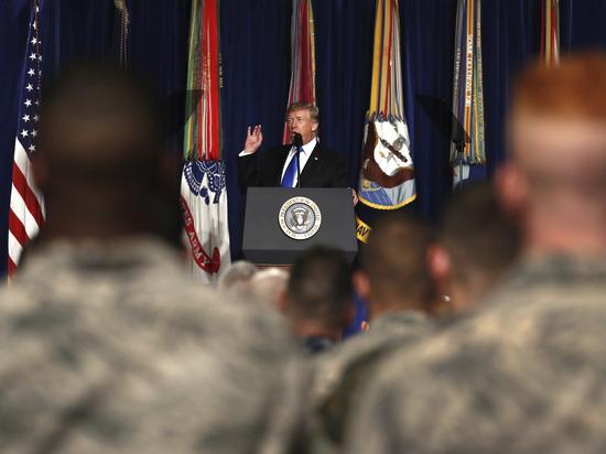«Война до победного конца»: как Трамп оказался в афганской ловушке