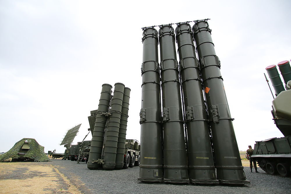 На полигоне Кадамовском дан старт форуму «Армия-2017»