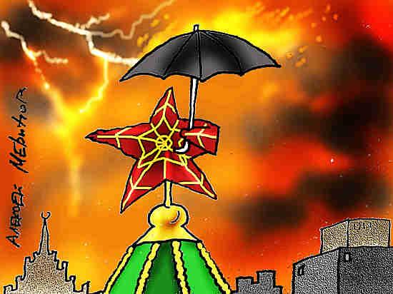 Роковой август: новые неприятные сюрпризы для России
