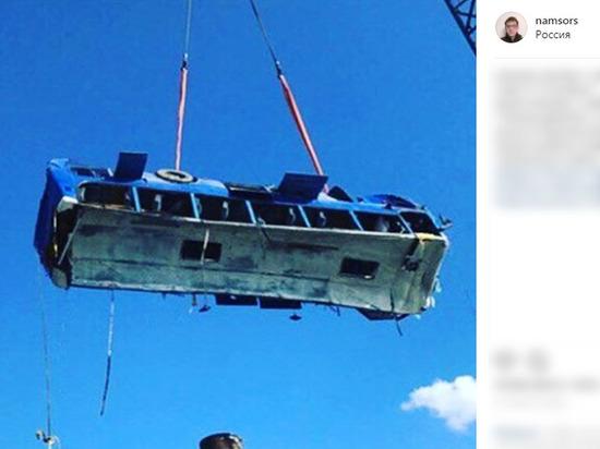 Рабочие рассказали о подоплеке трагедии с автобусом на Кубани