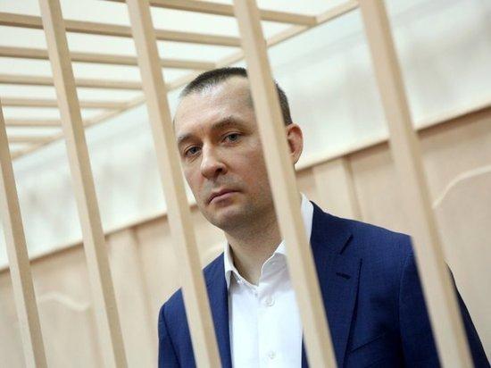 Суд рассмотрит вопрос опродлении ареста полковнику Дмитрию Захарченко
