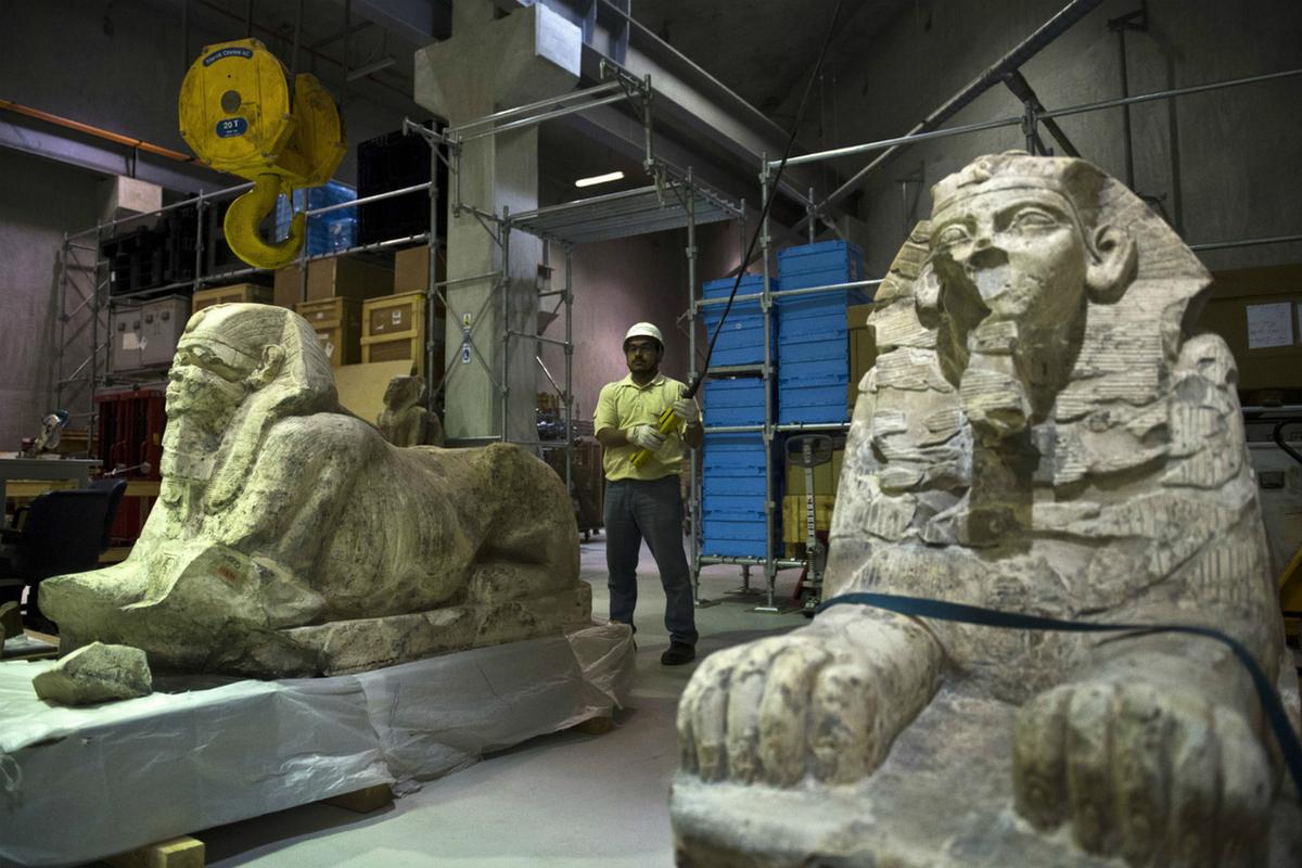 Секреты черных археологов египта: что таит гробница тутанхам.