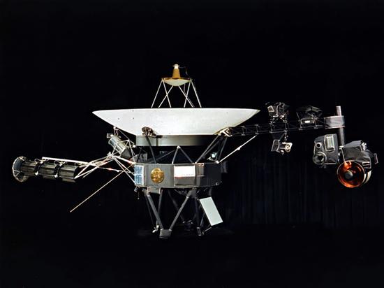 Зонд NASA доставит письмо для инопланетян кдалеким звездам
