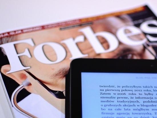 Forbes перечислил самые богатые семьи в России