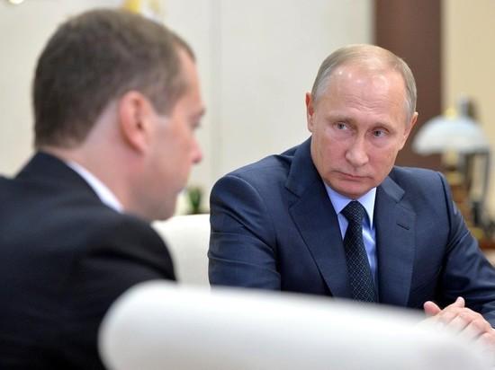 «Медведев превратился в чемодан без ручки»: уволит ли Путин премьера-рекордсмена