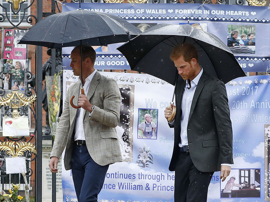Истины Букингемского дворца: дети принцессы Дианы спасут монархию