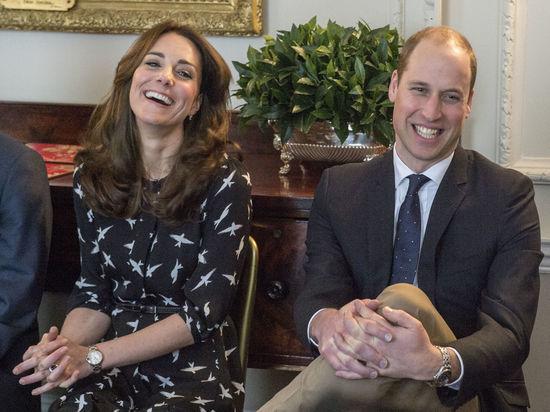 Кейт Миддлтон ипринц Уильям ожидают 3-го ребенка