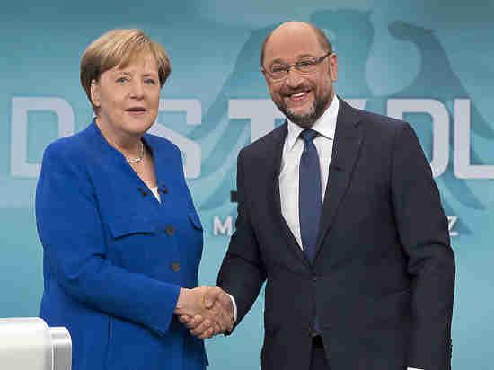 Меркель против Шульца: альтернатив действующему канцлеру Германии нет